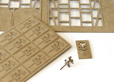 Maplex The Versatile Wooden Sheeting Kraftplex