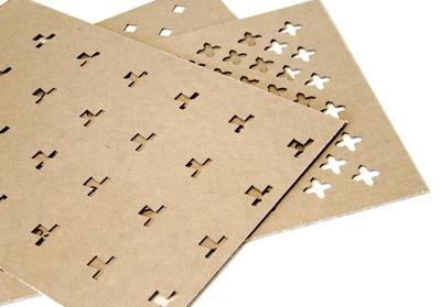 lochplatten aus kraftplex kraftplex materialien von franzbetz vision. Black Bedroom Furniture Sets. Home Design Ideas