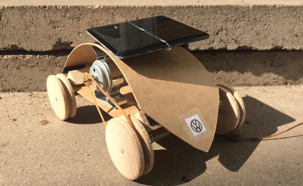 solarauto aus kraftplex